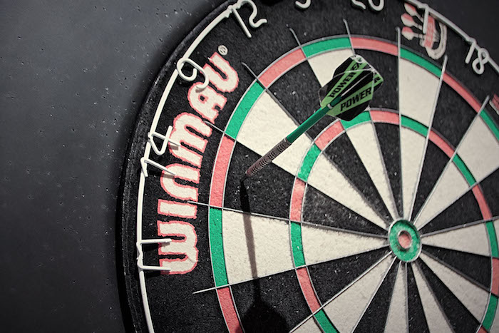 Neos IT Services, working environment, dartboard