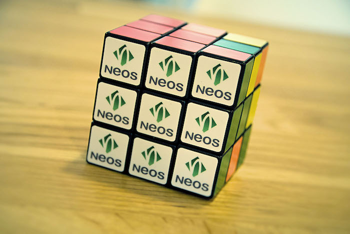 Neos IT Services, working environment, magic cube